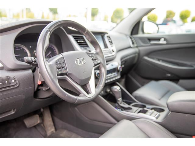 2017 Hyundai Tucson Ultimate (Stk: KT914747A) in Abbotsford - Image 12 of 28