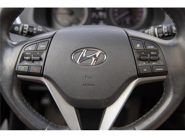 2017 Hyundai Tucson Ultimate (Stk: KT914747A) in Abbotsford - Image 21 of 28