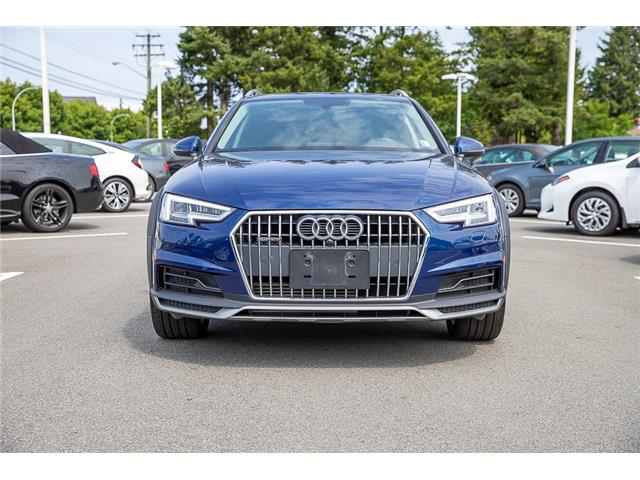 2018 Audi A4 allroad 2.0T Technik (Stk: VW0907) in Vancouver - Image 2 of 30