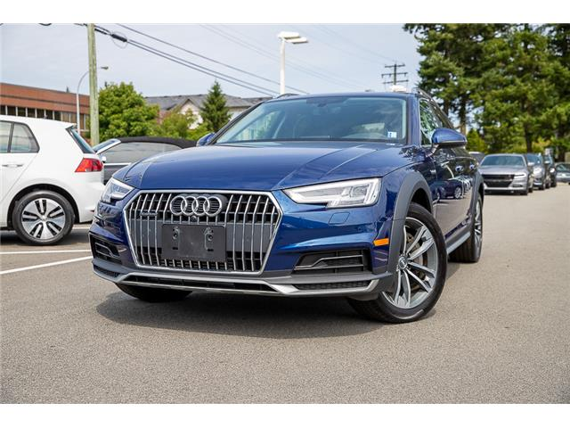 2018 Audi A4 allroad 2.0T Technik (Stk: VW0907) in Vancouver - Image 3 of 30