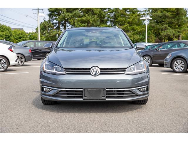 2018 Volkswagen Golf SportWagen 1.8 TSI Highline (Stk: VW0946) in Vancouver - Image 2 of 28
