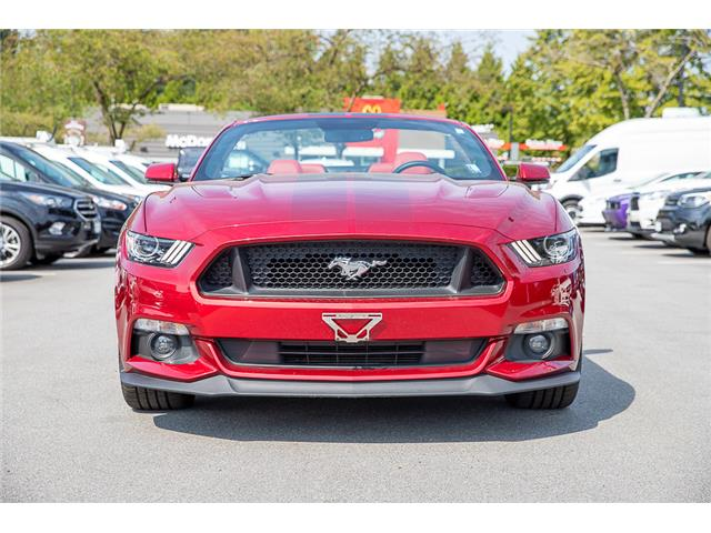 2017 Ford Mustang GT Premium (Stk: P5964) in Vancouver - Image 2 of 29