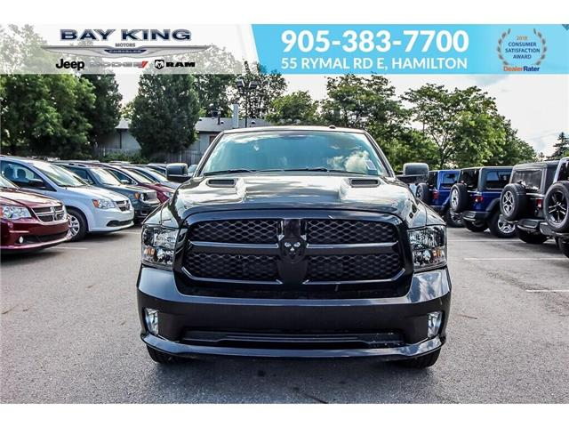 2019 RAM 1500 Classic ST (Stk: 197274) in Hamilton - Image 2 of 22