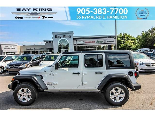 New Jeep Wrangler Unlimited for Sale | Bay King Chrysler