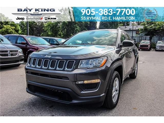 2019 Jeep Compass Sport (Stk: 197639) in Hamilton - Image 1 of 18