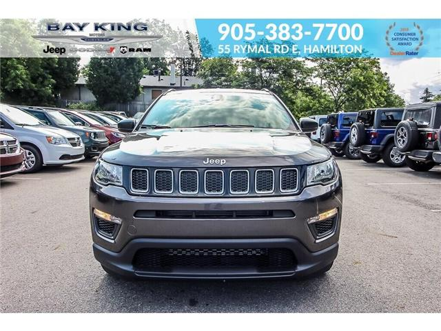 2019 Jeep Compass Sport (Stk: 197639) in Hamilton - Image 2 of 18