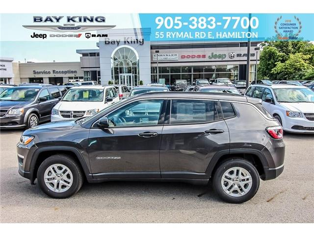 2019 Jeep Compass Sport (Stk: 197639) in Hamilton - Image 17 of 18