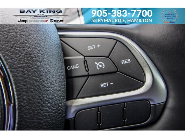 2019 Jeep Compass Sport (Stk: 197639) in Hamilton - Image 9 of 18