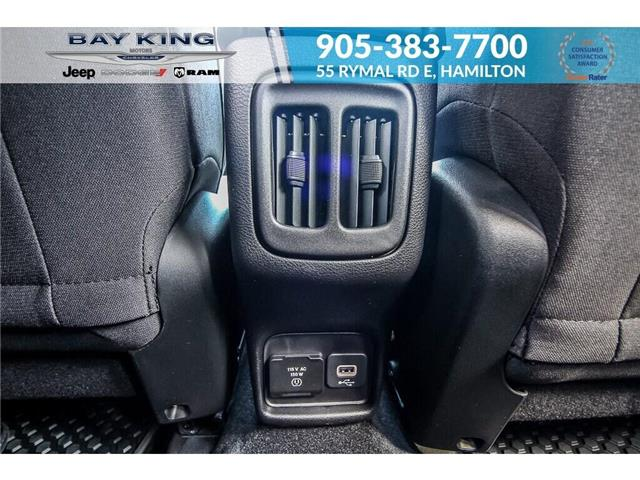 2019 Jeep Compass Sport (Stk: 197639) in Hamilton - Image 13 of 18