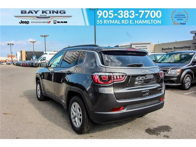 2019 Jeep Compass Sport (Stk: 197639) in Hamilton - Image 18 of 18
