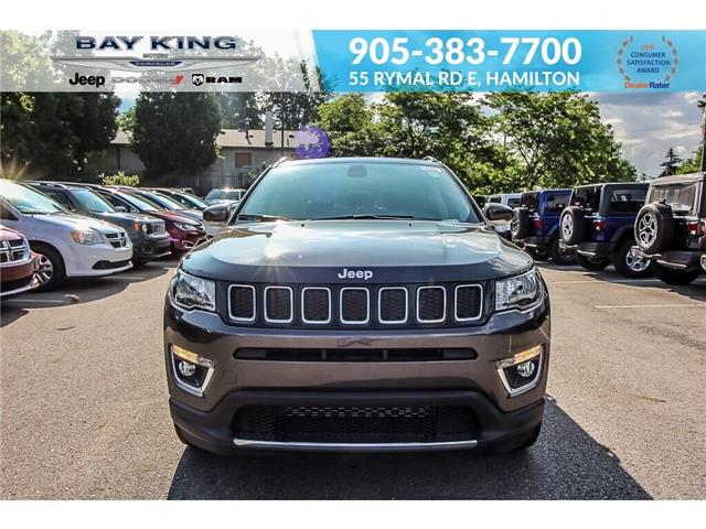 2019 Jeep Compass Limited (Stk: 197647) in Hamilton - Image 2 of 24
