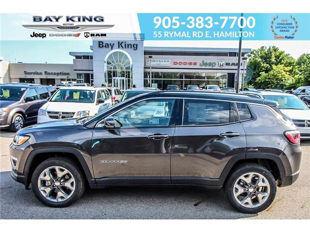 2019 Jeep Compass Limited (Stk: 197647) in Hamilton - Image 3 of 24