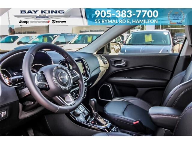 2019 Jeep Compass Limited (Stk: 197647) in Hamilton - Image 4 of 24