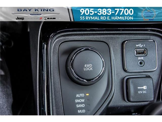 2019 Jeep Compass Limited (Stk: 197647) in Hamilton - Image 14 of 24