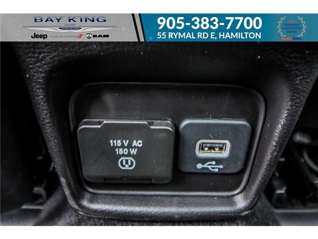 2019 Jeep Compass Limited (Stk: 197647) in Hamilton - Image 17 of 24