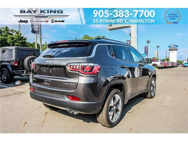 2019 Jeep Compass Limited (Stk: 197647) in Hamilton - Image 23 of 24