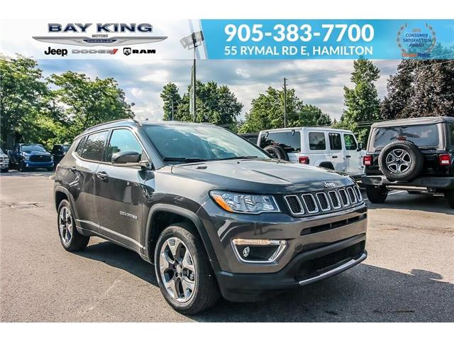 2019 Jeep Compass Limited (Stk: 197647) in Hamilton - Image 24 of 24