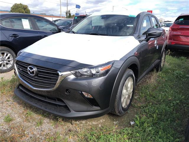 2019 Mazda CX-3 GS (Stk: 197245) in Burlington - Image 1 of 5