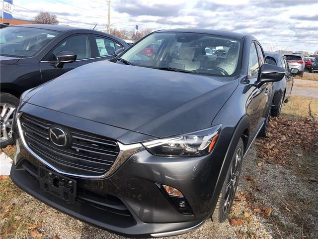2019 Mazda CX-3 GT (Stk: 197522) in Burlington - Image 1 of 5