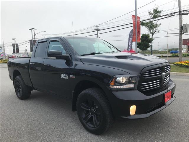 2016 RAM 1500 Sport (Stk: P110237) in Saint John - Image 13 of 38