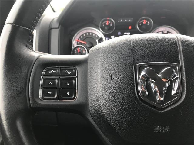 2016 RAM 1500 Sport (Stk: P110237) in Saint John - Image 25 of 38