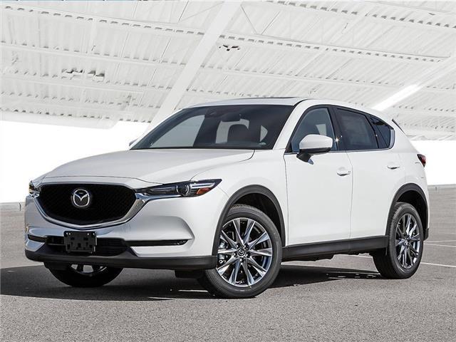 2019 Mazda CX-5 Signature (Stk: 196394) in Burlington - Image 1 of 23