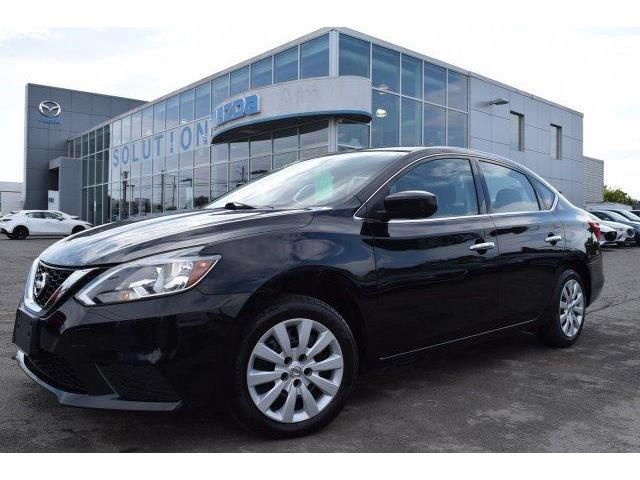 2017 Nissan Sentra  (Stk: A-2377) in Châteauguay - Image 1 of 30
