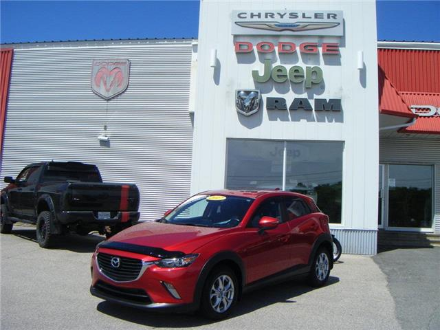2017 Mazda CX-3 GS (Stk: M6999A) in Mont-Laurier - Image 1 of 24