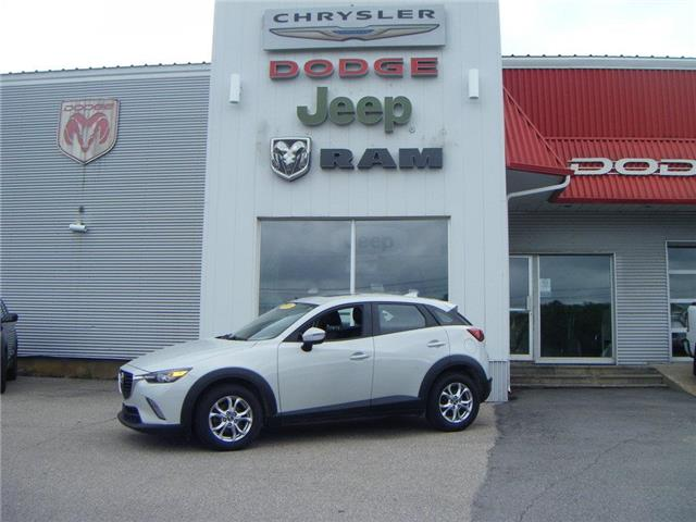 2016 Mazda CX-3 GS (Stk: MU836A) in Mont-Laurier - Image 1 of 21