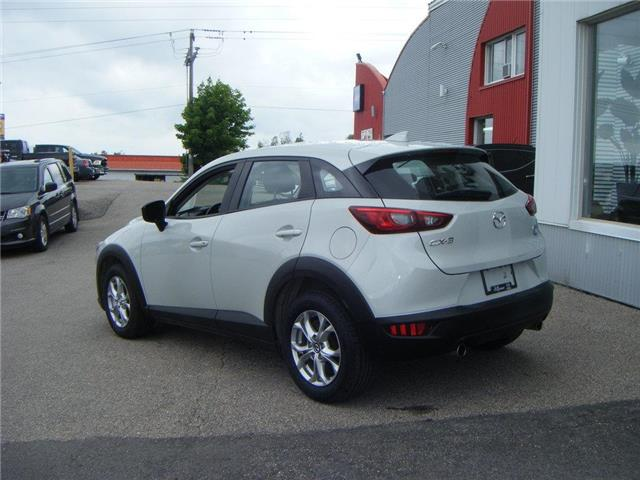 2016 Mazda CX-3 GS (Stk: MU836A) in Mont-Laurier - Image 8 of 21