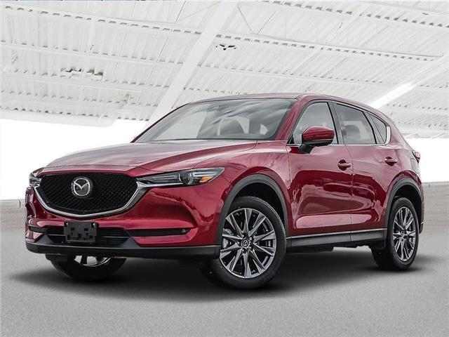 2019 Mazda CX-5 Signature (Stk: 193425) in Burlington - Image 1 of 23