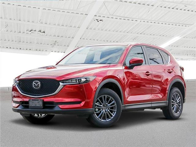 2019 Mazda CX-5 GS (Stk: 190109) in Burlington - Image 1 of 23