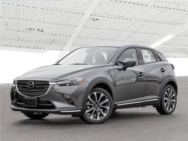 2019 Mazda CX-3 GT (Stk: 197029M) in Burlington - Image 1 of 11