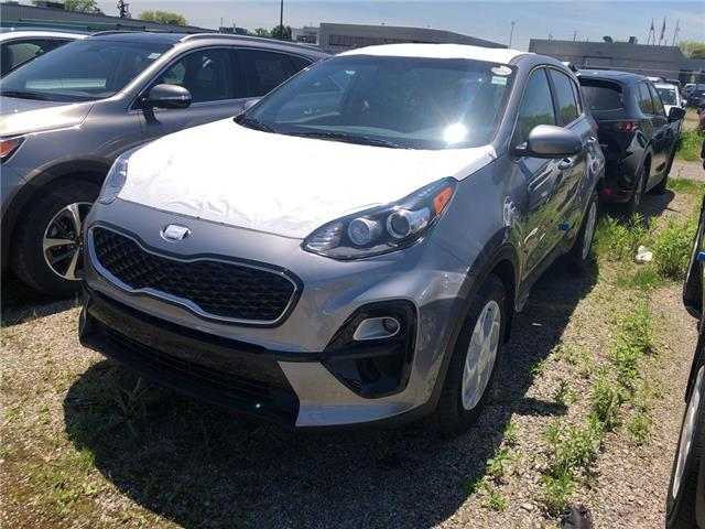 2020 Kia Sportage LX (Stk: 2A6013) in Burlington - Image 1 of 5