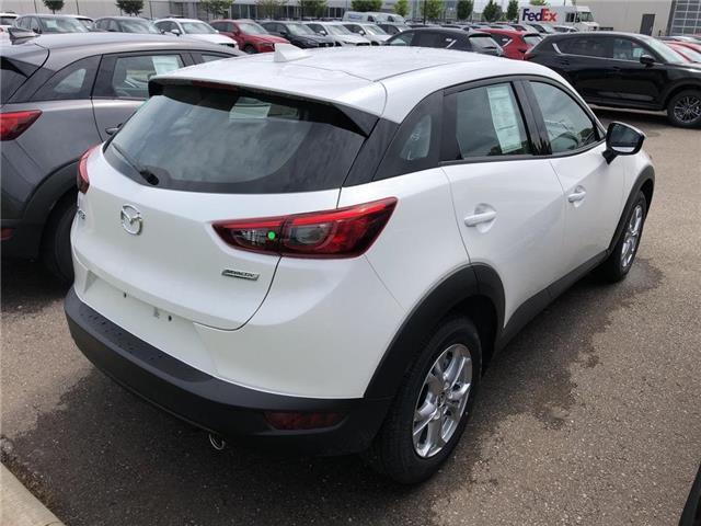 2019 Mazda CX-3 GS (Stk: 16780) in Oakville - Image 4 of 5