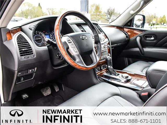 2017 Infiniti QX80 Base 7 Passenger (Stk: 17QX8015) in Newmarket - Image 10 of 26