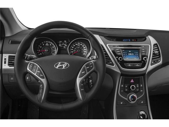 2016 Hyundai Elantra GLS (Stk: OP10473) in Mississauga - Image 4 of 10