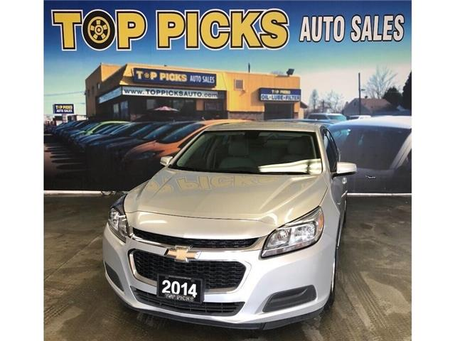 2014 Chevrolet Malibu 1FL (Stk: 240272) in NORTH BAY - Image 1 of 25