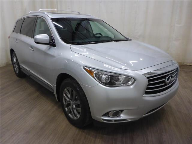 2013 Infiniti JX35  (Stk: 19070311) in Calgary - Image 1 of 25