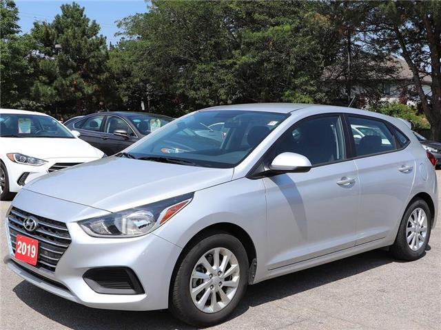 2019 Hyundai Accent Preferred| Gas Saver| Backup Cam| Heat Seat (Stk: 5449) in Stoney Creek - Image 2 of 17