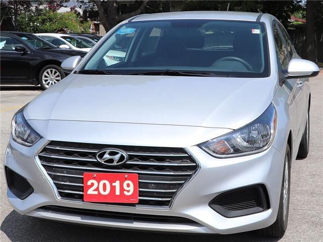 2019 Hyundai Accent Preferred| Gas Saver| Backup Cam| Heat Seat (Stk: 5449) in Stoney Creek - Image 3 of 17