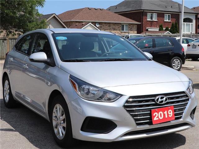 2019 Hyundai Accent Preferred| Gas Saver| Backup Cam| Heat Seat (Stk: 5449) in Stoney Creek - Image 4 of 17
