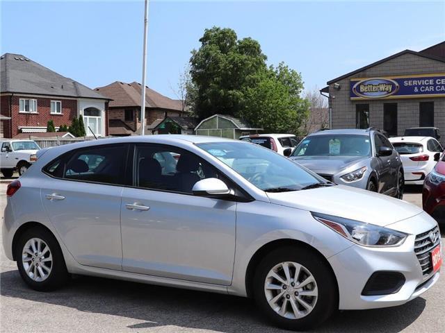 2019 Hyundai Accent Preferred| Gas Saver| Backup Cam| Heat Seat (Stk: 5449) in Stoney Creek - Image 5 of 17