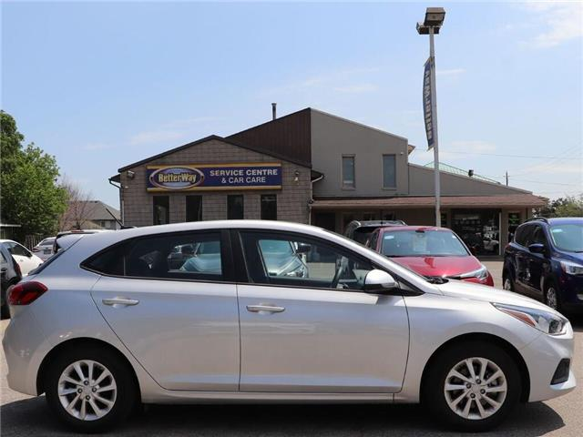 2019 Hyundai Accent Preferred| Gas Saver| Backup Cam| Heat Seat (Stk: 5449) in Stoney Creek - Image 6 of 17