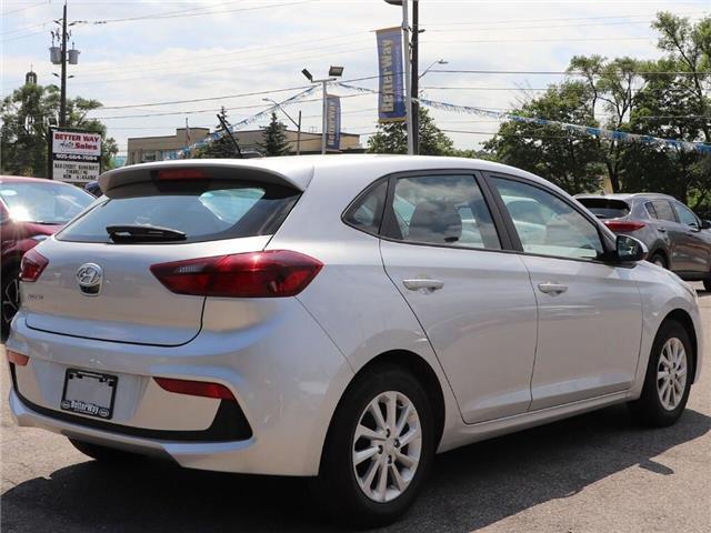 2019 Hyundai Accent Preferred| Gas Saver| Backup Cam| Heat Seat (Stk: 5449) in Stoney Creek - Image 7 of 17