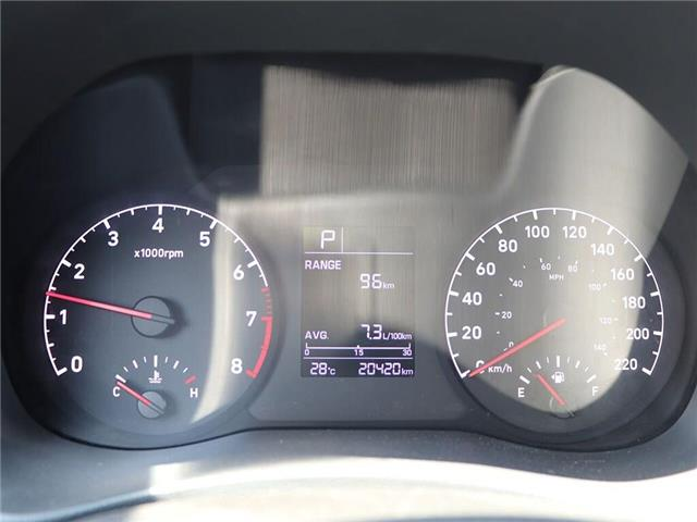 2019 Hyundai Accent Preferred| Gas Saver| Backup Cam| Heat Seat (Stk: 5449) in Stoney Creek - Image 15 of 17