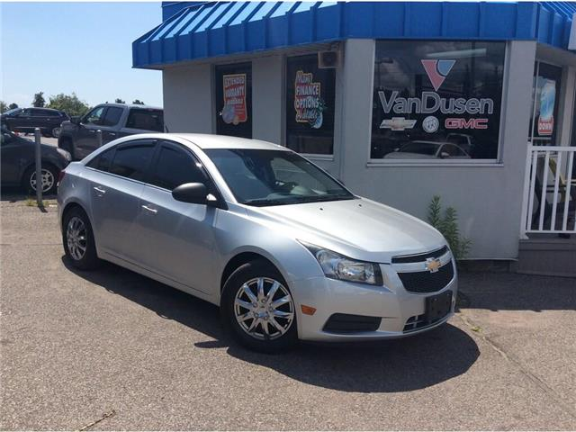 2012 Chevrolet Cruze LS (Stk: B7455A) in Ajax - Image 1 of 18