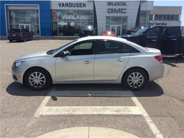 2012 Chevrolet Cruze LS (Stk: B7455A) in Ajax - Image 11 of 18