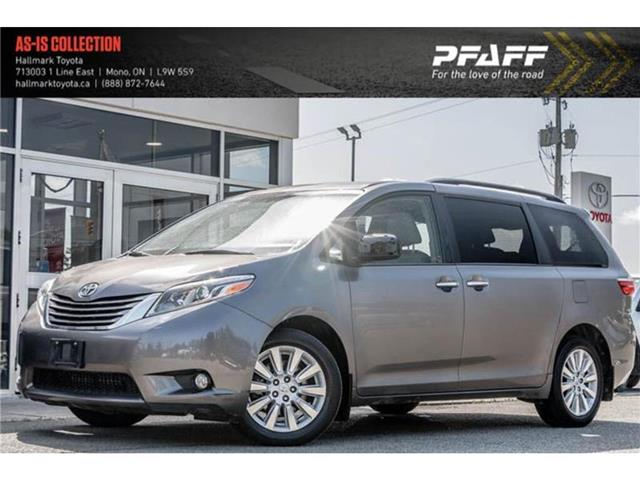 2015 Toyota Sienna XLE AWD 7-Pass V6 6A (Stk: H20032A) in Orangeville - Image 1 of 22