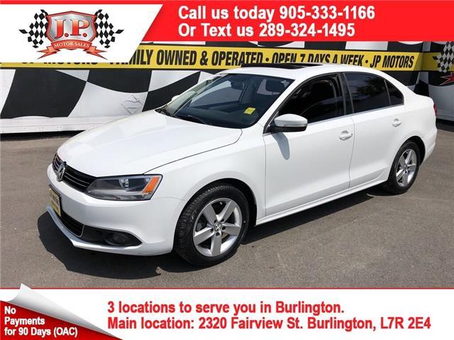 2014 Volkswagen Jetta Comfortline (Stk: 47497) in Burlington - Image 1 of 24